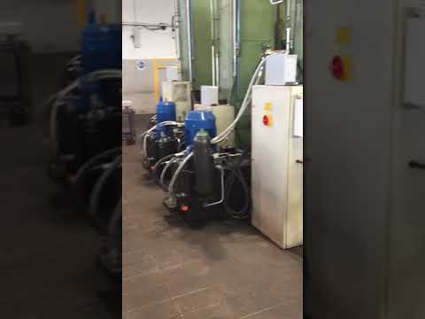 Video - MGR production line for production of pails and drums