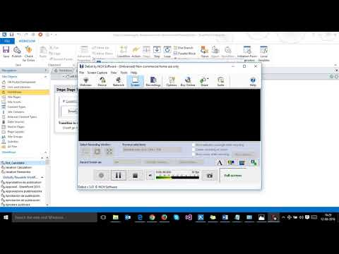 SharePoint Training Tutorials - How to create workflow in ... - YouTube