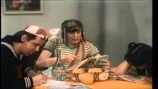 Chaves - Episódio 2 - Peixe Crú Faz Bem Pra Memória HD