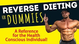 Reverse Dieting for Dummies   Tiger Fitness