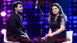 Old and Mashup song- Best of Raj & Deepshikha