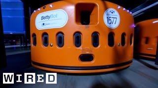 High-Speed Robots Part 1: Meet BettyBot in