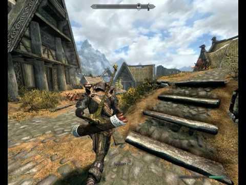 Constantly Moving Shadows :: The Elder Scrolls V: Skyrim
