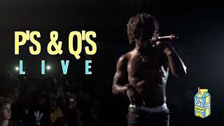 Lil Uzi Vert - P's & Q's (Live Performance)