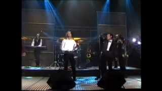 John Farnham & Jimmy Barnes When Something Is Wrong With My Baby Hey Hey It's Saturday