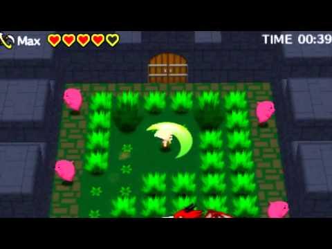 Legend of Kusakari 3DS Announcement Trailer thumbnail