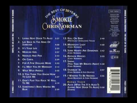 Smokie and Chris Norman the best of 20 years