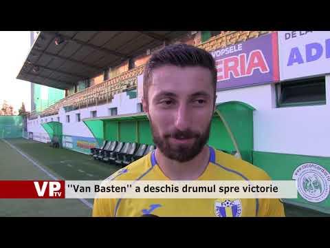 """""""Van Basten"""" a deschis drumul spre victorie"""
