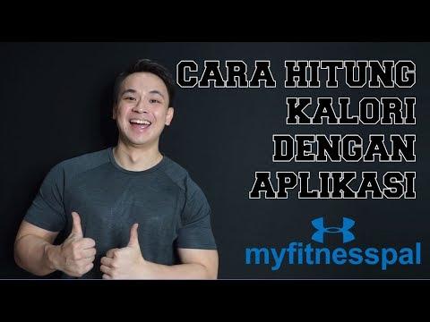Cara Menghitung Kalori dengan Myfitnesspal | by BRODIBALO