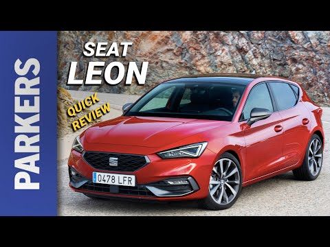 SEAT Leon Hatchback Review Video