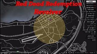 GTA 5  Treasure Hunt At Sandy Shore & Obtaining The Red Dead Redemption Revolver