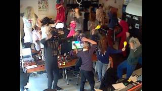 AIR Office HARLEM SHAKE