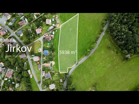 Video z << Prodej zemědělského pozemku, 5938 m2, Železný Brod >>