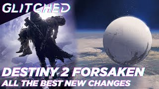 5 Ways Destiny 2: Forsaken is changing everything