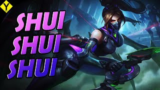 HANABI MID NO GLÓRIA MÍTICA | Mobile Legends