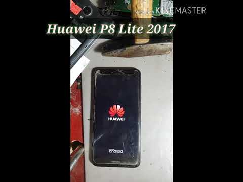 HUAWEI P8 LITE 2017 (PRA LX1) GOOGLE ACCOUNT FRP BYPASS WITH