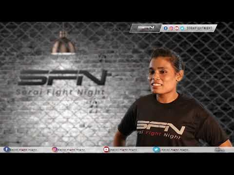Farheen Kha | Exclusive Interview | Zalmi TV presents Serai Fight Night 2019 | MMA