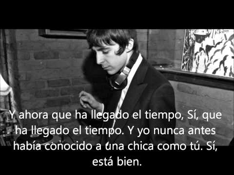 Miles Kane - A Girl Like You (Sub  Español)