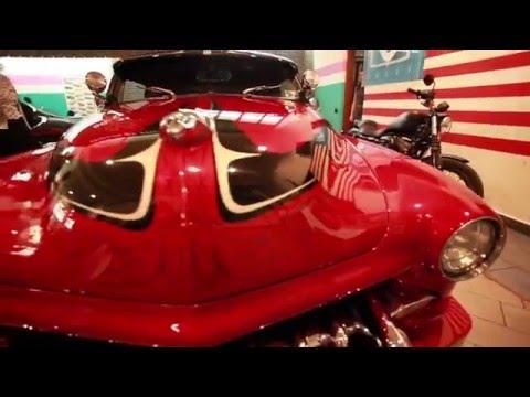 Ravabilly & the Sideburns Rock'n'roll & Rockabilly Style Dalmine Musiqua