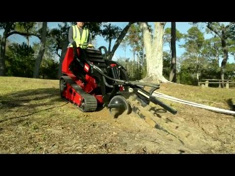 Dingo High Torque Trencher Attachment
