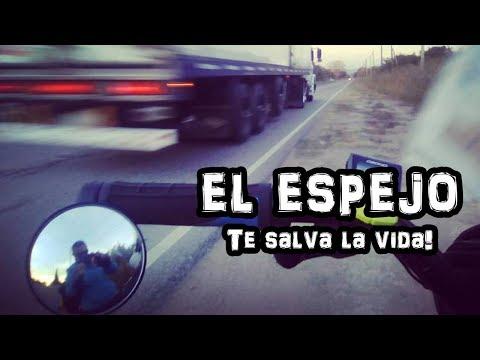 Viajar en bicicleta | El espejo | biciadosdeviaje