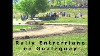 preview picture of video 'RALLY ENTRERRIANO EN GUALEGUAY - CARBO'