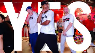 "Fat Joe, Cardi B, Annuel AA   ""YES"" 