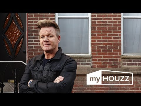My Houzz: Gordon Ramsay's Surprise Renovation