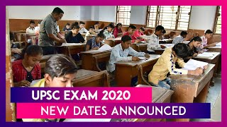 UPSC Exam 2020 New Date: Union Public Service Commission to Conduct Prelims Exam on October 4 - Download this Video in MP3, M4A, WEBM, MP4, 3GP