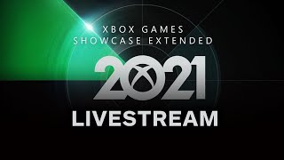 Xbox Games Showcase: Extended Livestream   Summer of Gaming 2021