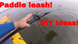 How to Make a DIY Paddle Leash!