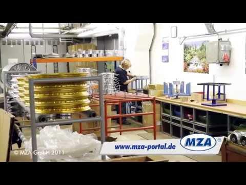 MZA Firmenportrait | Was macht SIMSON heute?