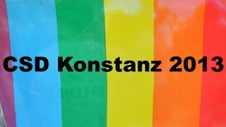 preview picture of video 'CSD Konstanz 2013'