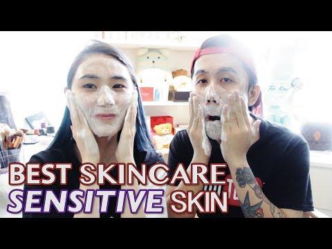 Curel Japan Skincare Review - Best for Sensitive Skin!