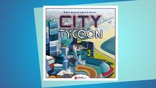 City Tycoon // Brettspiel - Erklärvideo