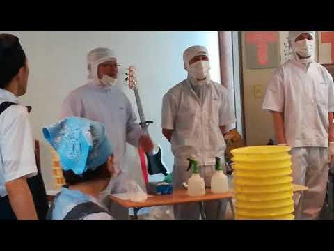 加賀味噌作り講習会no.6