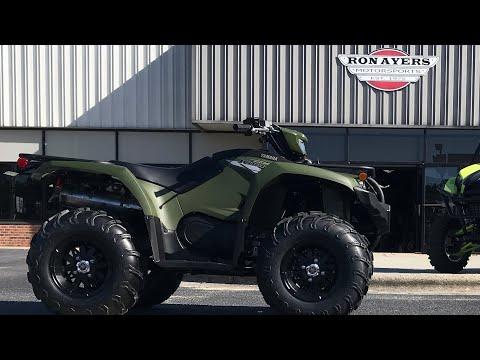 2021 Yamaha Kodiak 450 EPS in Greenville, North Carolina - Video 1