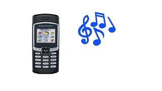 Sony Ericsson T290i Ringtines