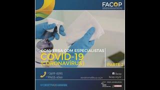 No esforço contra a propagação do coronavírus, FACOP disponibiliza todos os cursos de limpeza gratui