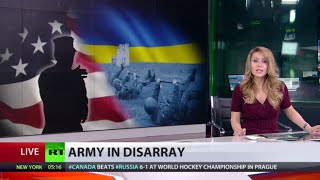 US instructors frustrated with state of Ukraine army
