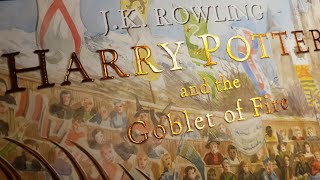 Harry Potter & The Goblet Of Fire (Book 4) - Illustrated By Jim Kay