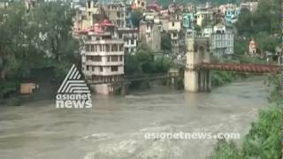 Heavy rain in Himachal Pradesh : 56 Keralites to be rescued from Manali