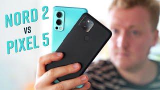 OnePlus Nord 2 5G vs Google Pixel 5: Mid-range champion?