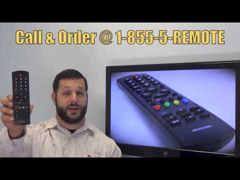 Magnavox RC2023608/01B TV Remote Control