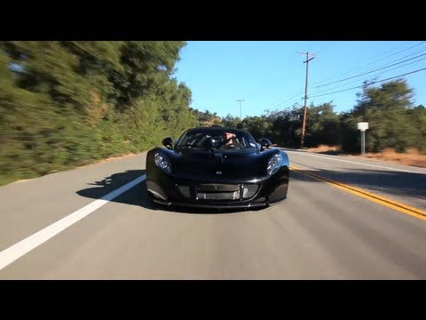 The World's Fastest Tuned Car – Hennessey Venom GT