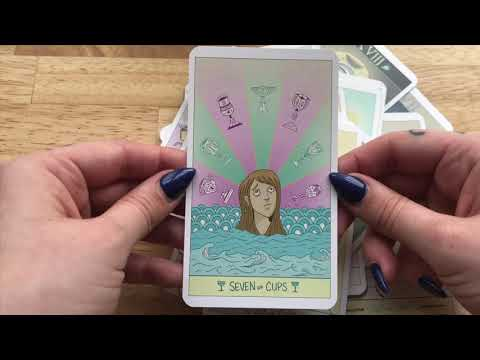 Download Luna Sol Tarot Unboxing And First Impressions Video 3GP Mp4