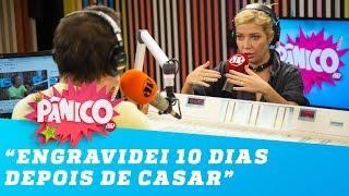 Luiza Possi: 'Engravidei 10 Dias Depois De Casar'