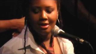 """Lalah Hathaway sings """"A Song For You"""""""