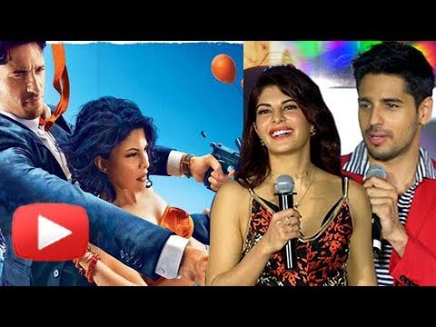 Jacqueline Fernandez & Sidharth Malhotra REACT On