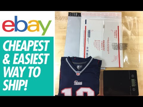 How to Ship USPS First Class & Priority Mail for eBay (For Newbies)